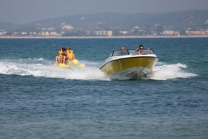Boating and watersport activity