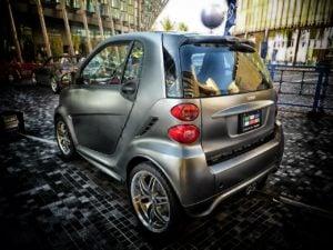 smart car safety rating
