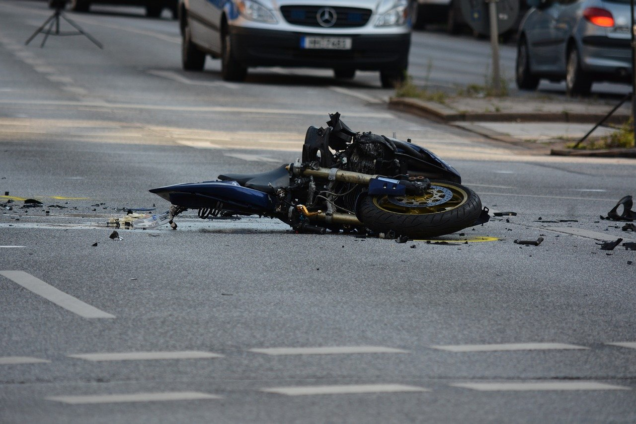 How Motorcycle Accidents are Different | Tate Law Offices, PC